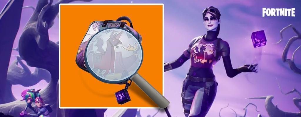 Spieler entdecken geheimen Hinweis in diesem Skin bei Fortnite