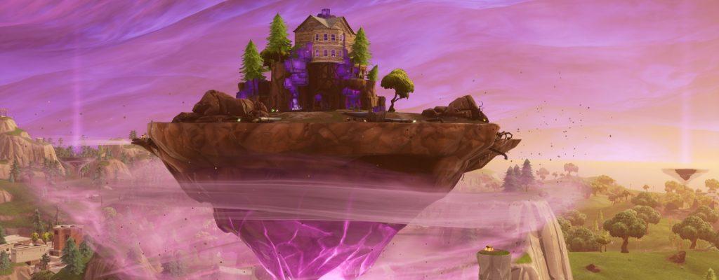 Halloween in Fortnite endet mit Live-Event – Zerbröselt der Würfel?
