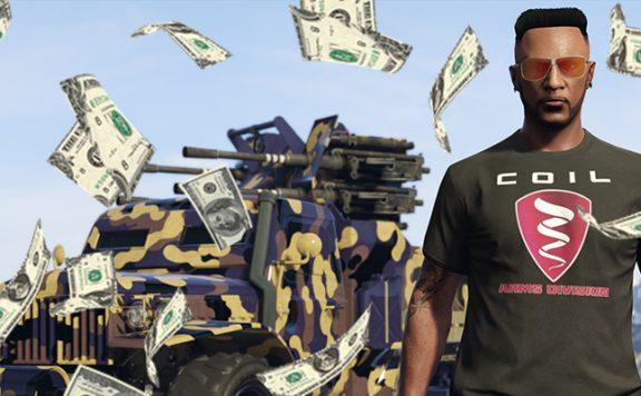 GTA 5 Online Geld Titel4