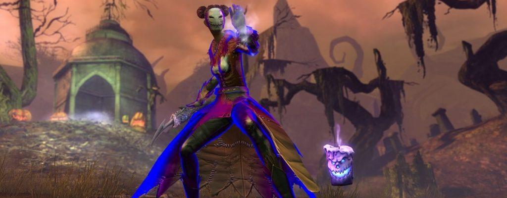 Warum ihr Halloween 2018 in Guild Wars 2 feiern solltet
