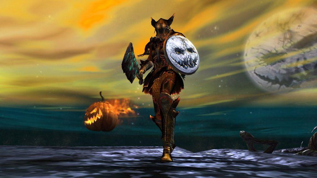 GW2 Halloween neue Axt Mini