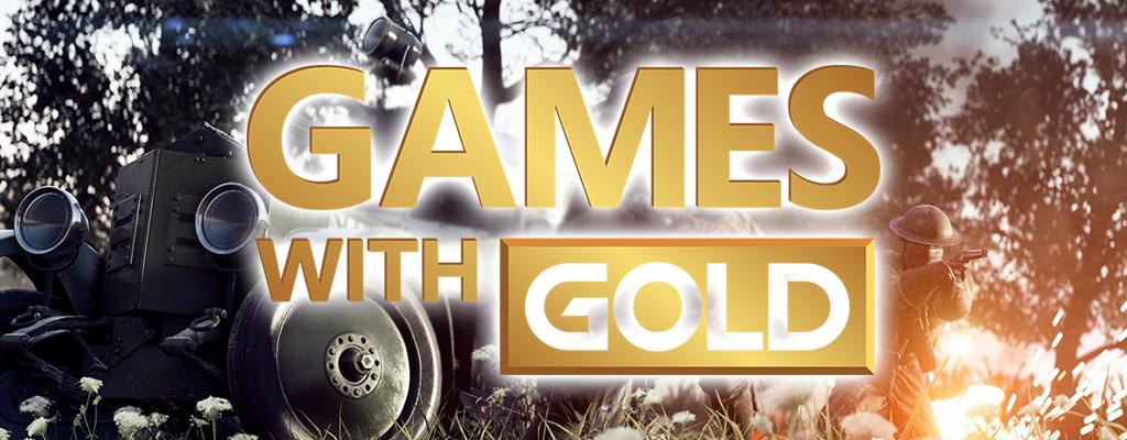 Games with Gold im November 2018: Das sind die kostenlosen Spiele