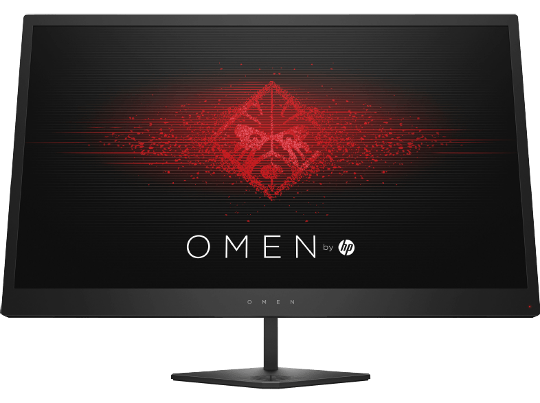 HP-OMEN-25-ZollHP Omen-24.5-Zoll-Full-HD-Gaming-Monitor-(1-ms-Reaktionszeit–FreeSync–144-Hz)