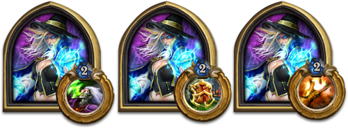 Hearthstone Jaina Hallows End