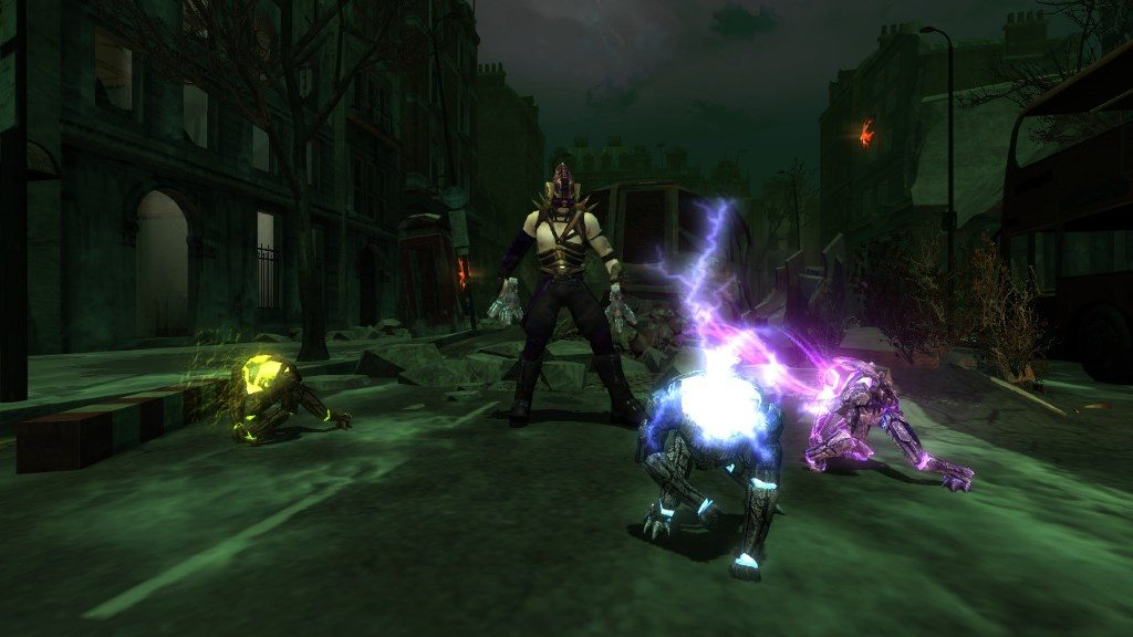 Hellgate London Steam 2
