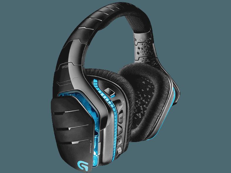 LOGITECH–981-000599–G933-Artemis-Spectrum–Gaming-Headset–Schwarz-Blau
