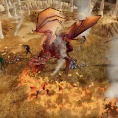 Legends of Aria Steam Dragon