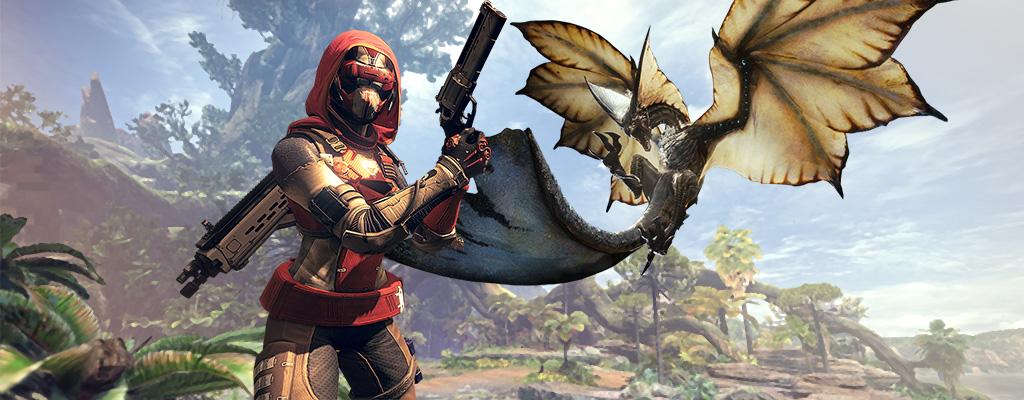 Monster Hunter könnte bald ein Spiel wie Destiny 2 werden