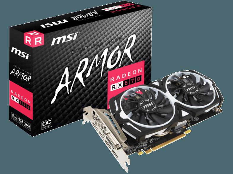 MSI-RX-570-ARMOR-8G-OC(-AMD–Grafikkarte)