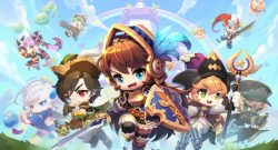 MapleStory 2 Art