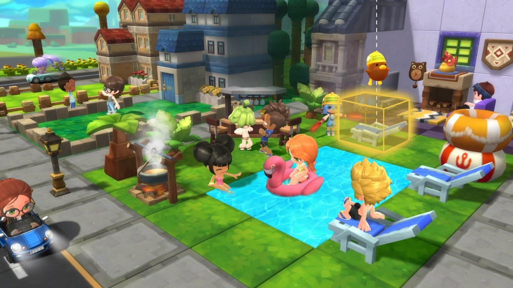 MapleStory 2 Housing