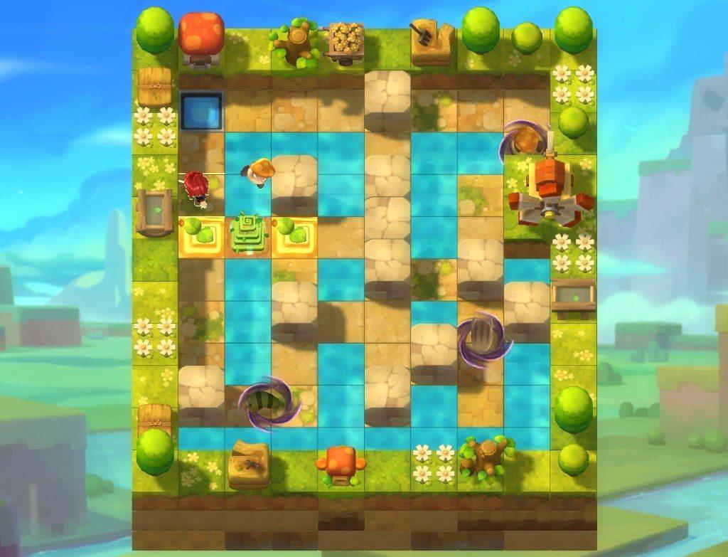 MapleStory 2 Minispiele