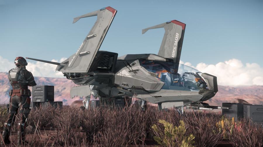Mustang Alpha Variant