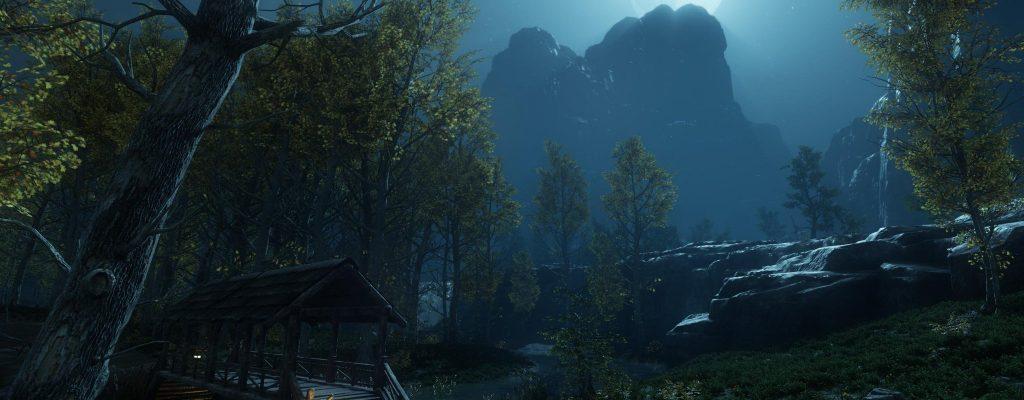 Schau dir die 5 neuen Screenshots zum MMORPG New World an