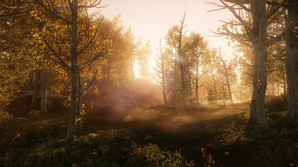 New World Herbst Screenshot 1
