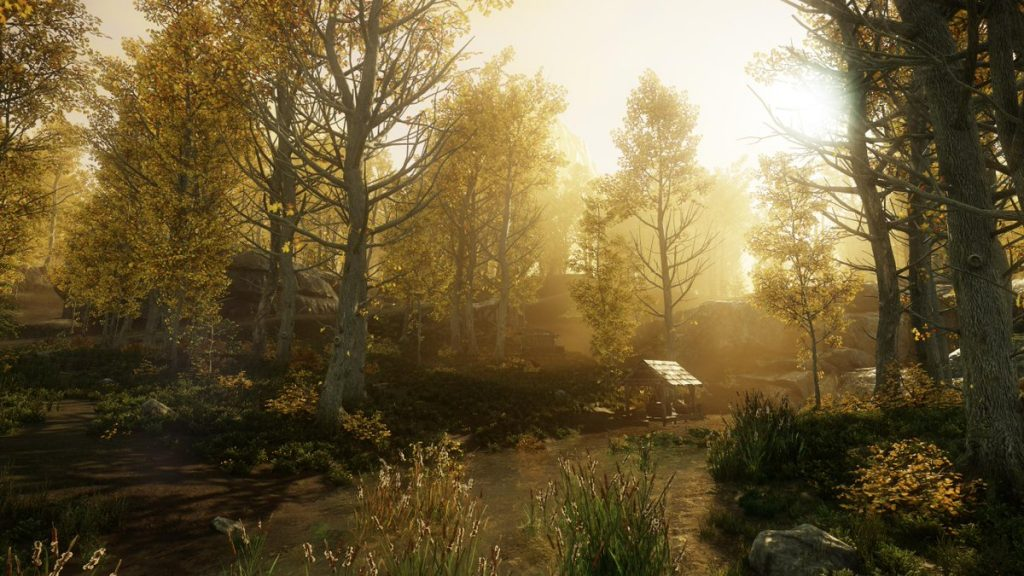 New World Herbst Screenshot 2
