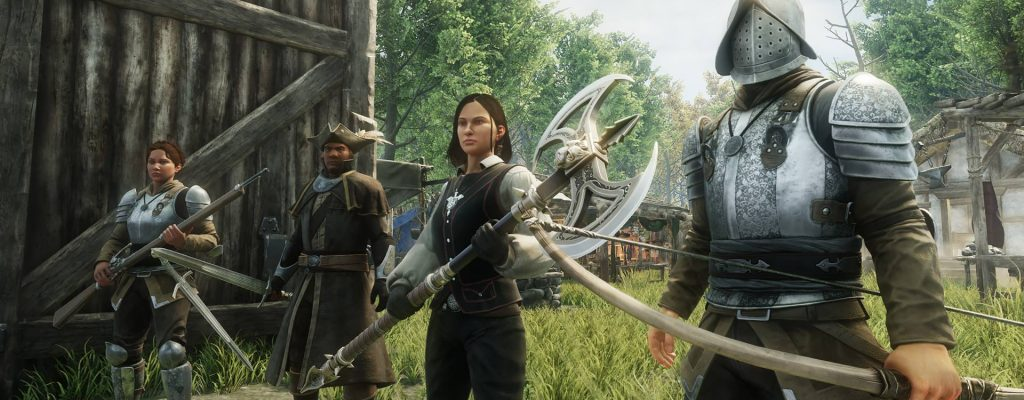 Amazons New World hat angeblich diese MMORPG-Elemente