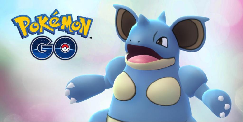 Nidoqueen Pokemon GO 2