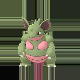 Nidoqueen shiny Pokemon Go