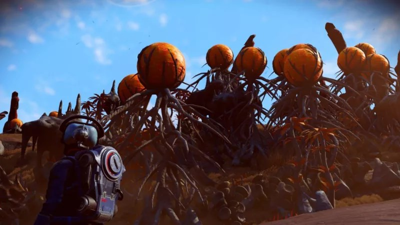 No Mans Sky Nightmare before Christmans 2