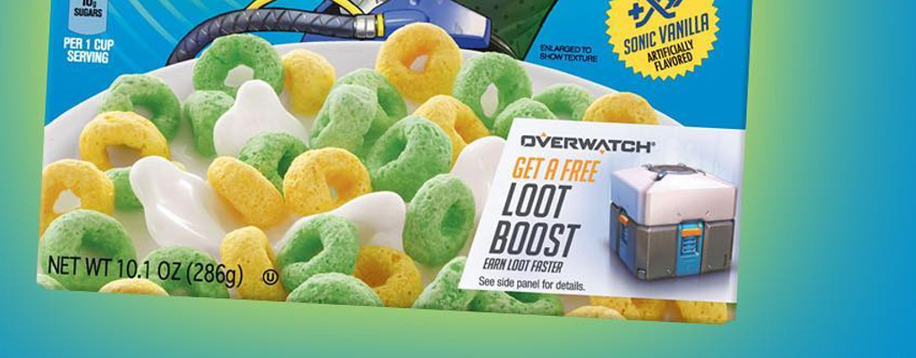 Overwatch Lucio ohoh Loot