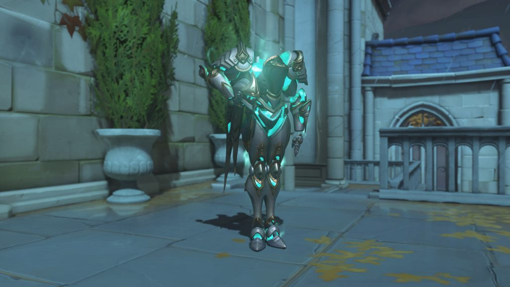 Overwatch Screenshot Halloween Horror 2018 Skin Pharah
