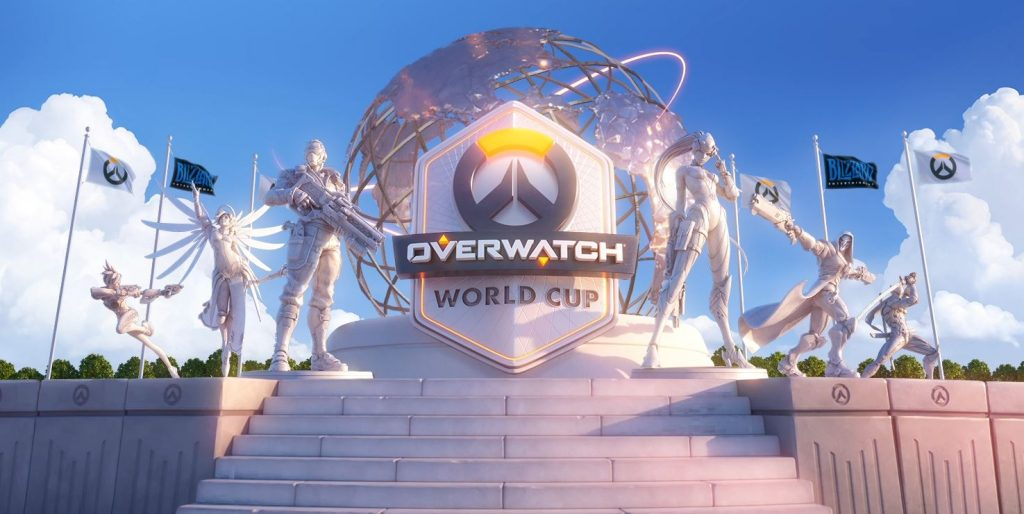 Overwatch World Cup 2018 Bild