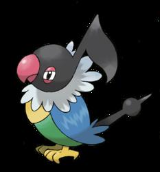 Plaudagei Pokemon GO