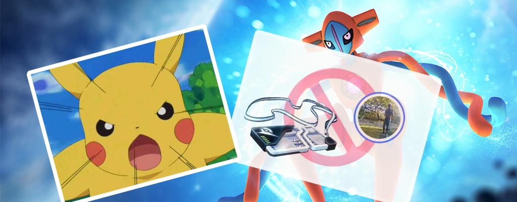 Pokémon GO: Spieler können sich nun auch über abgesagte EX-Raids freuen