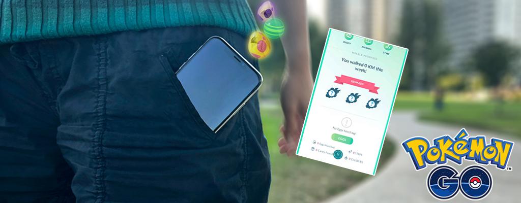 Pokémon GO: Erste Bilder des Fitness-Modus Abenteuer-Sync geleakt
