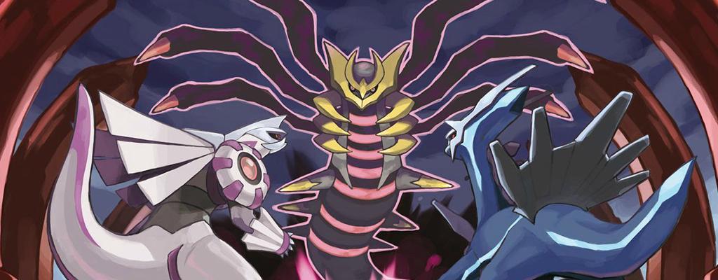 Pokémon GO: Dies sind die legendären Pokémon der 4. Generation