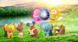 Pokémon GO Gen 4 Raids Titel