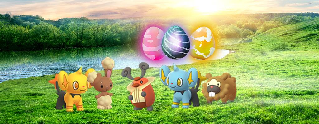 Diese neuen Raid-Bosse aus Gen 4 sind jetzt in Pokémon GO
