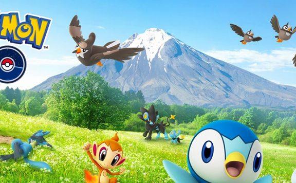 Pokémon GO Gen 4 Titel offiziell