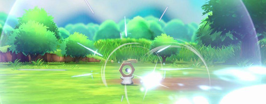 Pokémon GO Meltan Neu Titel