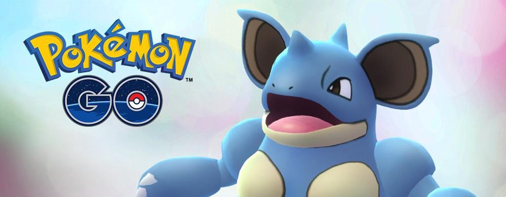 Pokémon GO Nidoqueen Titel