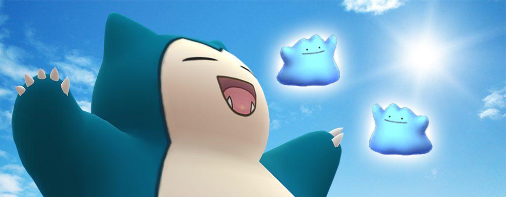 Pokémon GO Shiny Ditto Titel