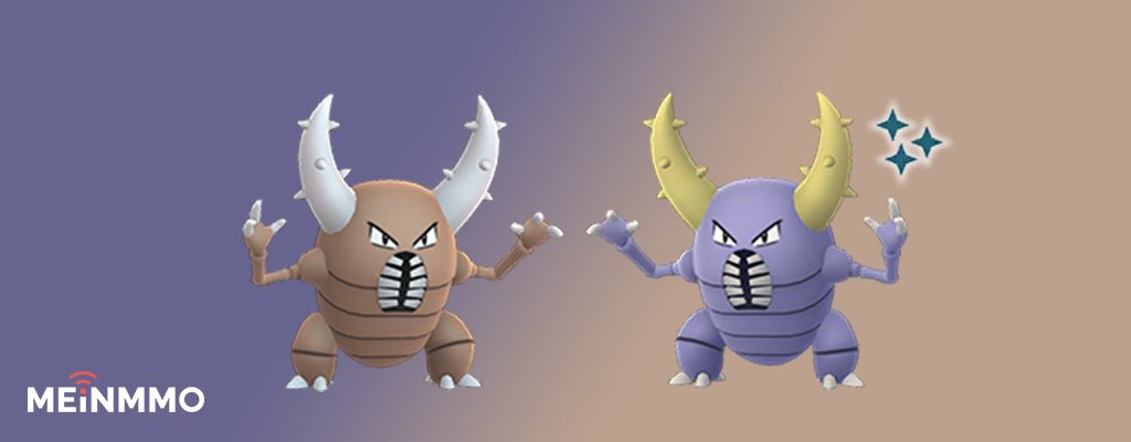 Pokémon GO Shiny Pinsir