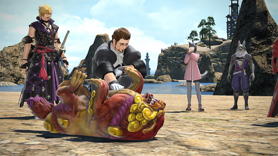 final fantasy xiv hildibrand daigoro