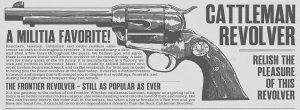 RDR 2 Cattleman Revolver