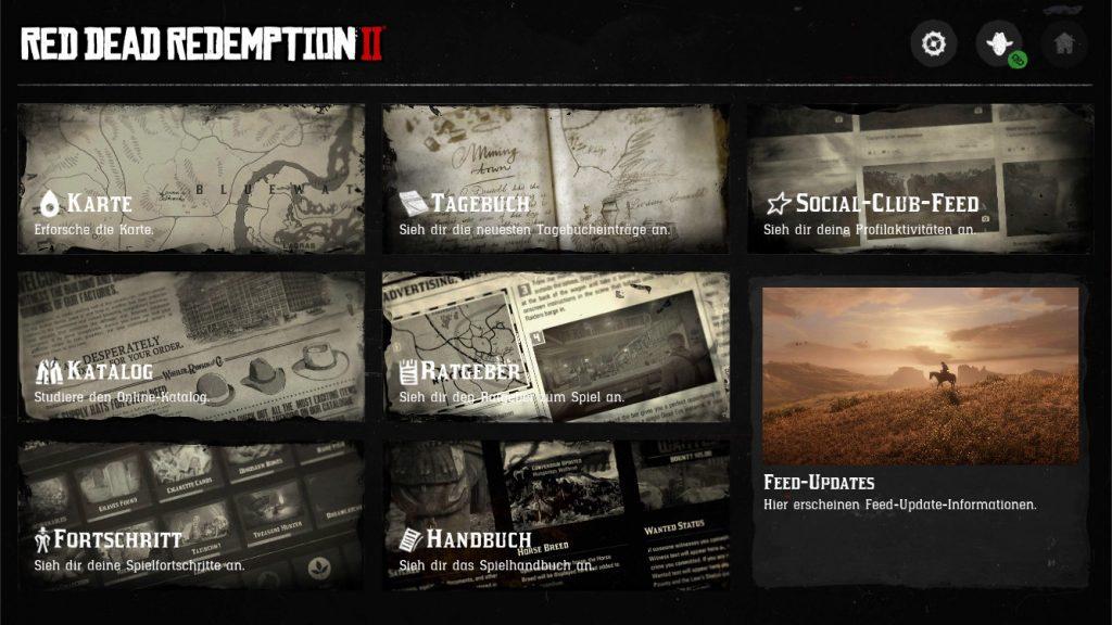 RDR 2 Companion App