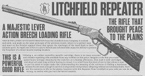 RDR 2 Litchfield Repeater