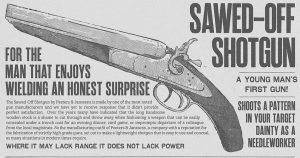 RDR 2 Sawed-Off Shotgun