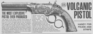 RDR 2 Volcanic Pistol