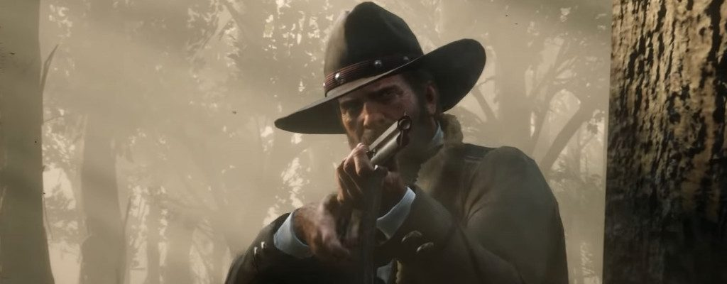 RDR2 Exclusives title