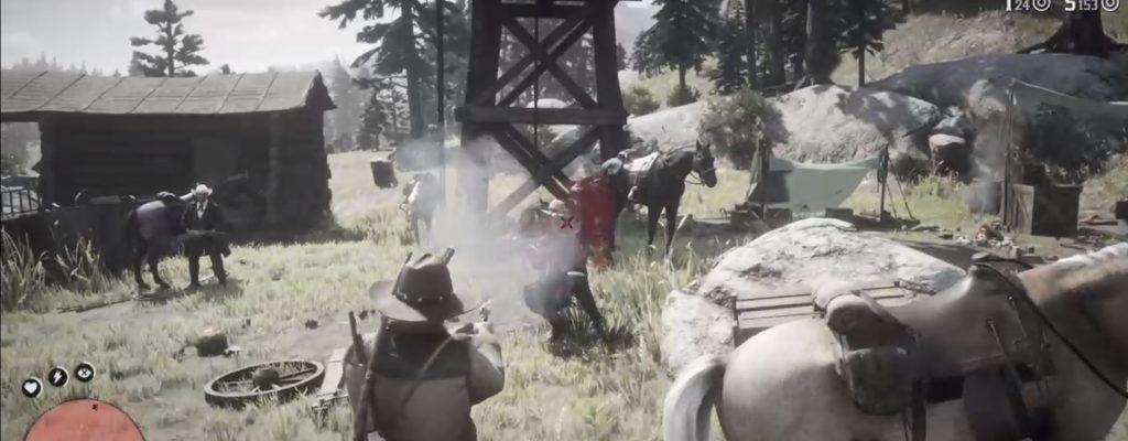 Red Dead Redemption 2: Leak zeigt erstes Gameplay und die Karte