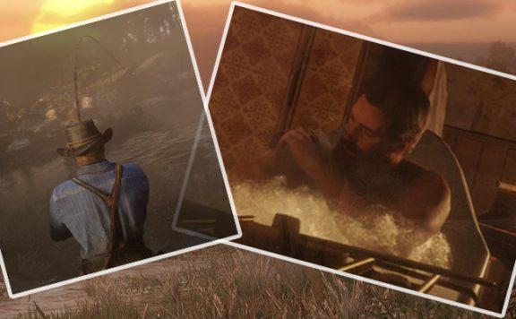 Red Dead Redemption 2 Aktivitäten Titel