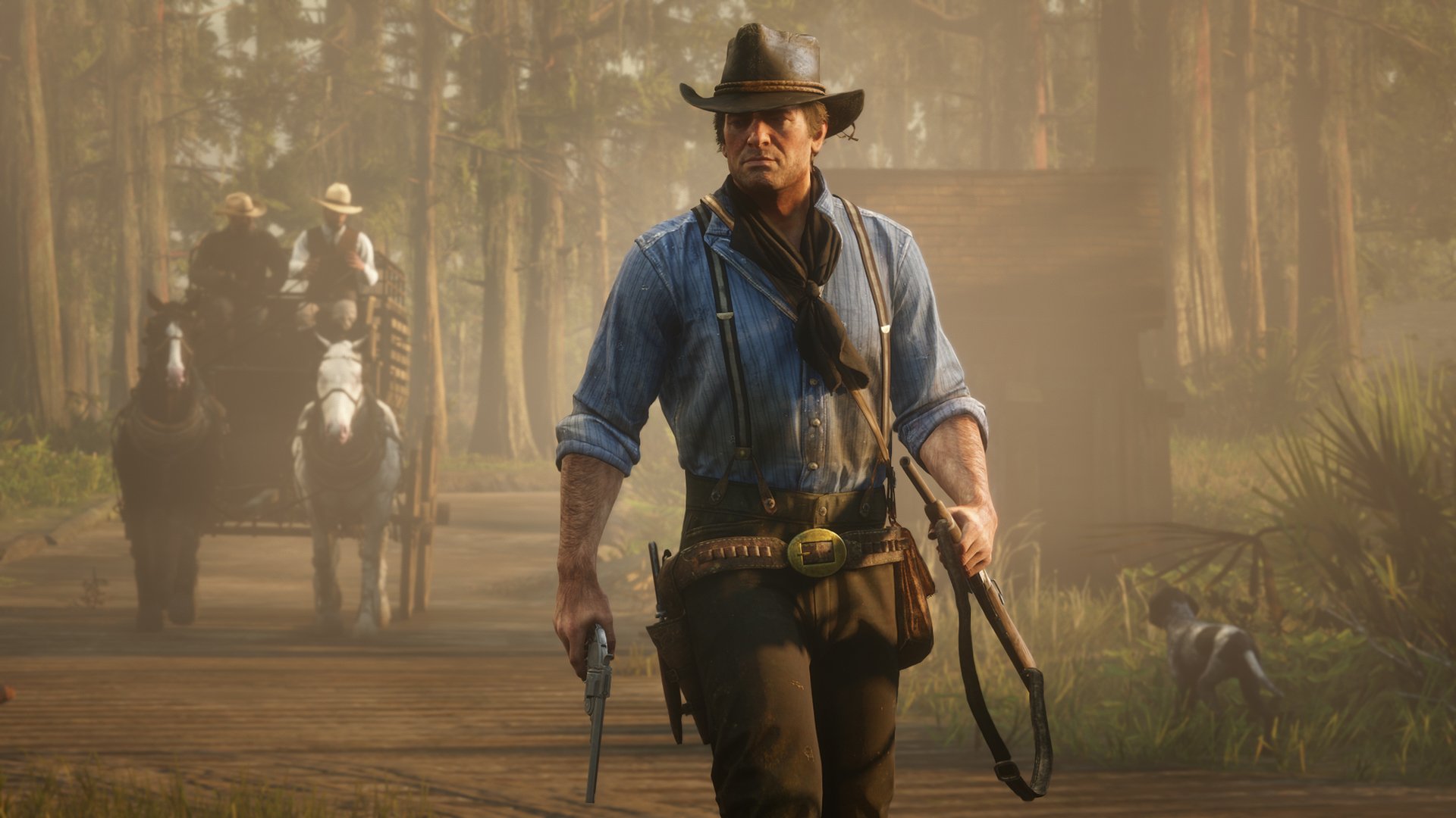 Red Dead Redemption 2 Arthur Kutsche