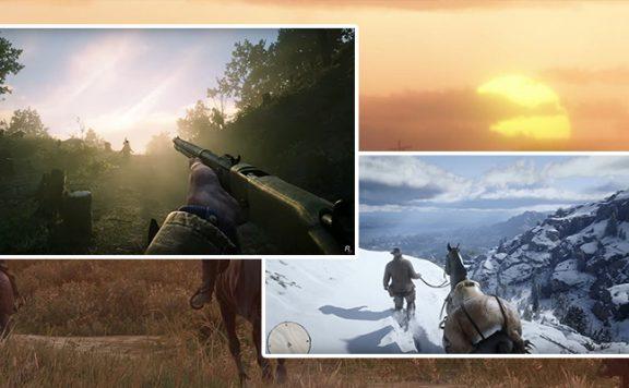 Red Dead Redemption 2 Details Titel
