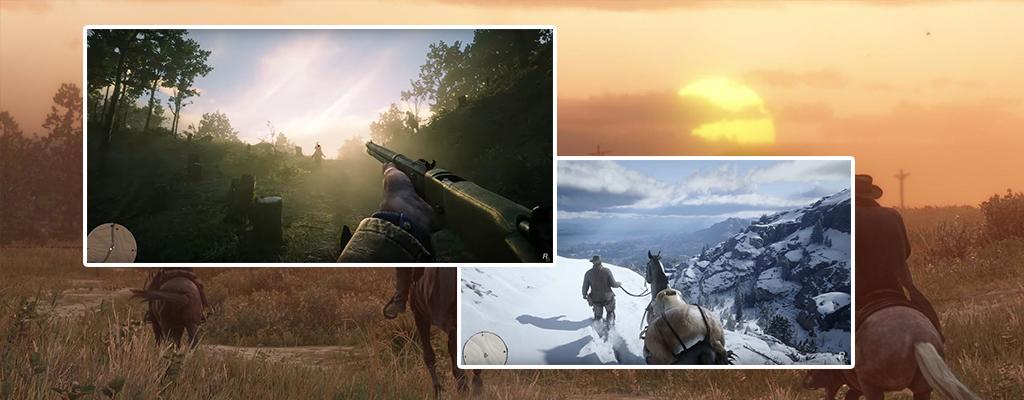 Diese 4 Details feiern Fans im Trailer zu Red Dead Redemption 2